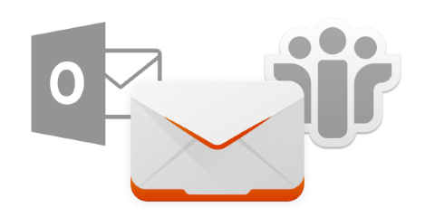 Export email messages to PDF files