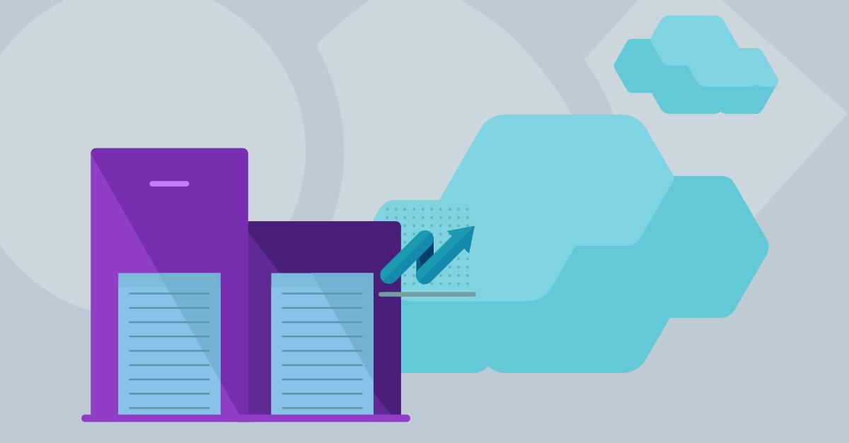 Liberating data accelerates cloud migration