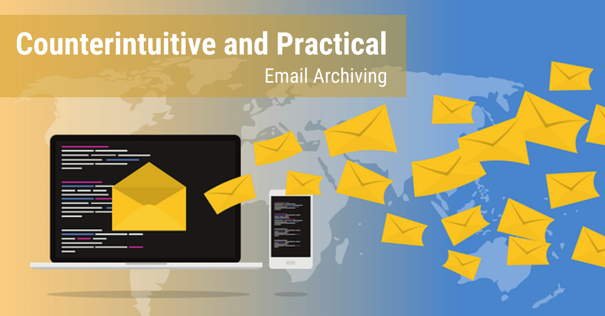 Practical email archiving